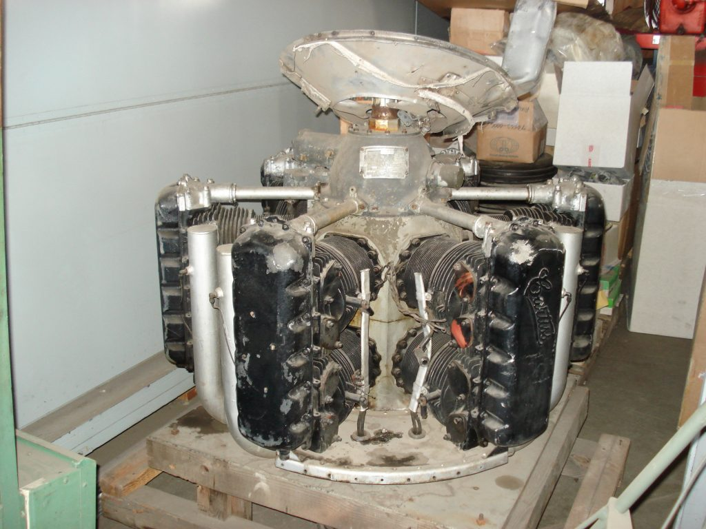 Rare engines and artifacts are a specialty.