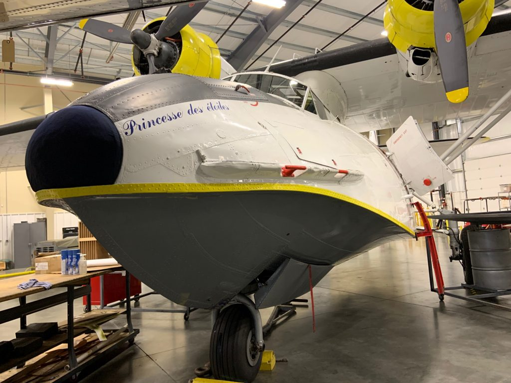 PBY Catalina- No project is too big!